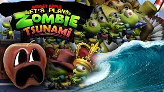 Zombie Tsunami [Midget Apple Plays]