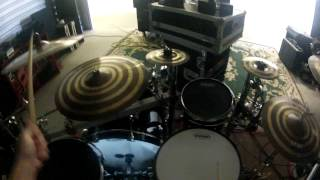 nuERA - Circle The Drain (Drums Only) - POV