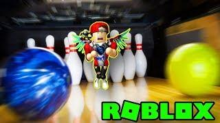 Roblox | Trốn Khỏi Trò Chơi Bowling Cực Nguy Hiểm | Escape The Bowling Alley | Vamy Trần
