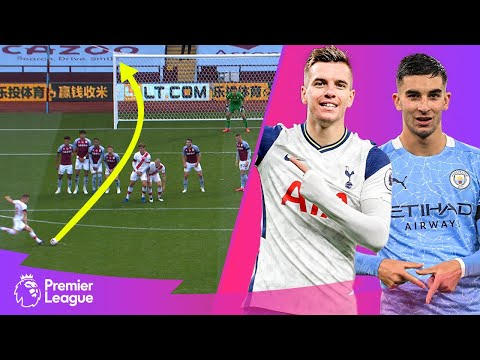 Amazing Ward-Prowse free-kicks | Torres & Lo Celso first Premier League goals | Best November Goals