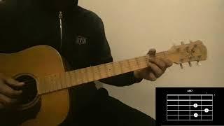 Jaz   Katakan (chords)