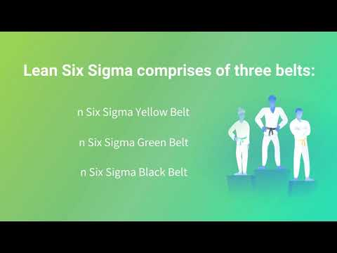 Lean Six Sigma Yellow Belt (SSYB) Certification Training in Brampton