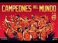 España Campeona del mundo de Baloncesto 2019