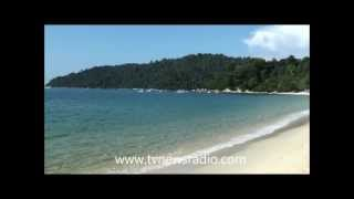 preview picture of video 'Pangkor Island Beaches in Malaysia'