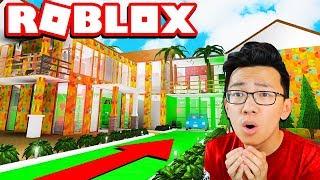 Someone DESTROYED My Bloxburg Mansion.. (Roblox)