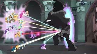 Batalla Final De Temporada: TODOS Vs. El Pony De Las Sombras    Juego De Sombras (Parte 2) 07x26