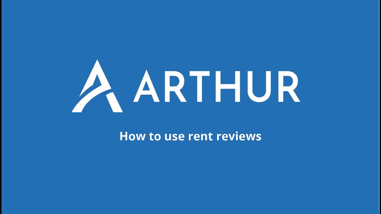 Watch How to use rent reviews