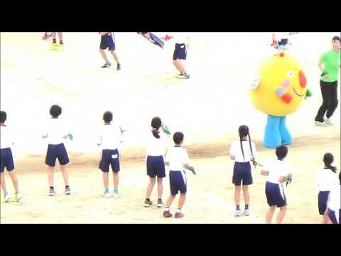 神栖市立植松小学校 〜創立50周年記念運動会〜そして未来へ