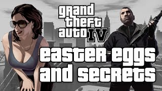GTA IV All Easter Eggs And Secrets
