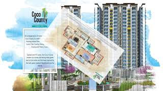 Coco County Classy 3 BHK apartment | 9266850850 | Noida Extension