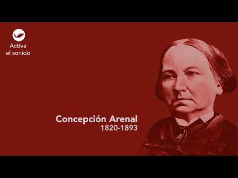 Concepción Arenal. 200 años de su nacimiento