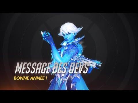 Message des devs : bonne année ! (VOST) de Overwatch