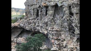 Tajemnicze formacje geologiczne Sardynii-nagranie w j.rosyjskim
