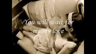 My Love - Sia (Lyrics)