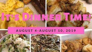 What's For Dinner? | Crock Pot Chicken | Easy Dinner Ideas (#65)