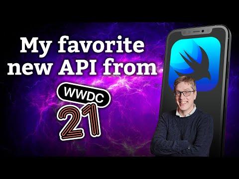 My favorite new Swift API from iOS 15 thumbnail