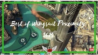 Best of Wingsuit Proximity Flying 2014