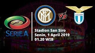 VIDEO Live Streaming dan Jadwal Laga Inter Milan vs Lazio di HP via MAXStream beIn Sport