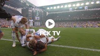 Fischer satte turboen til - og så fik FCK TVs fotograf travlt...