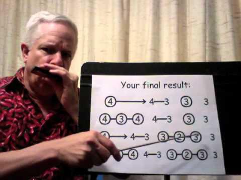 "Harmonica harmonica tabs hallelujah : How to play ""Hallelujah"" on harmonica  VHT "