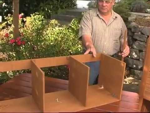 kerbl h hnerstall art 82806 bauanleitung free video. Black Bedroom Furniture Sets. Home Design Ideas