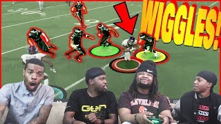 The NFL's Top 100 Juke Of All-Time! He FAKED OUT 5 Defenders In One Play! (Madden 20 Gameplay)