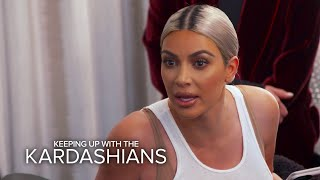 KUWTK | Kim Kardashian To Kourt: Youre The Least Interesting To Look At | E!
