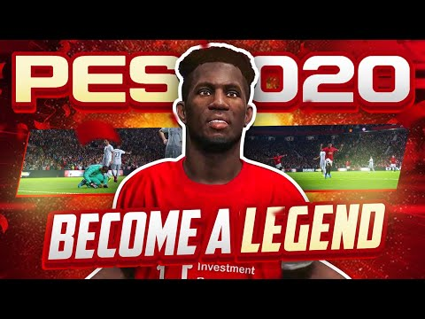 #1 DEBUT OF DREAMS!!! TBJZLPlays Become a Legend on PES 2020