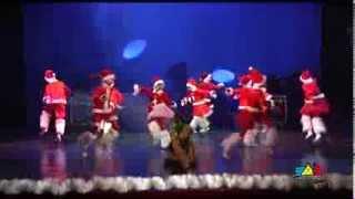 AVENTURA DE CRACIUN   COPILARIE DANCE