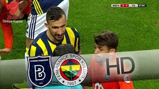 Başakşehir- Fenerbahçe maçında 5 dakikada 3 gol!