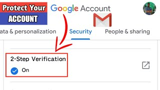 Turn On 2 Step Verification in Gmail Account & Protect it! 2020
