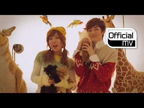 Orange Caramel, NU'EST - Dashing Through The Snow In High Heels