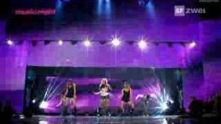 Каскада, Cascada @ The World Music Awards 2007