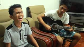 Today my life begins by Bruno Mars (Aldrich&James Cover)