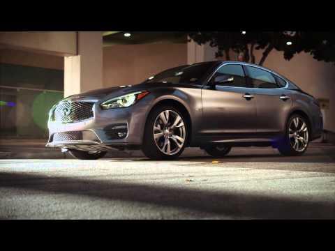 Infiniti  Q70 Седан класса E - рекламное видео 3