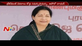 Madras High Court Raises Doubt On Jayalalitha Expiry  NTV