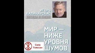 Игорь Калинаускас Мир ниже уровня шумов Полная версия! www.silagolosam.com