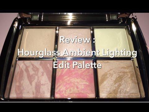 Ambient Metallic Strobe Lighting Palette by Hourglass #3