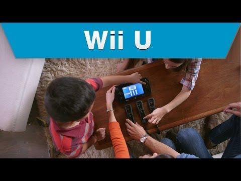 Видео № 0 из игры Wii Party U (Б/У) [Wii U]