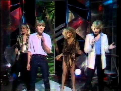 Bucks Fizz - One Of Those Nights 1981