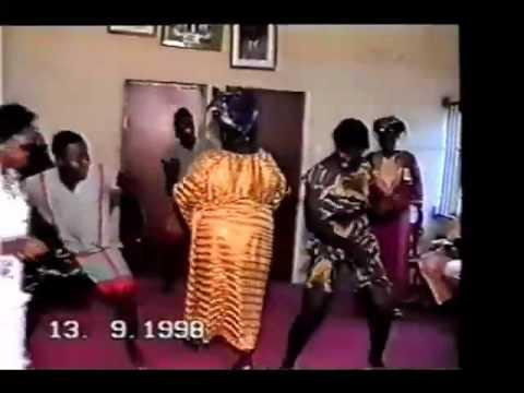 Yoruba Dance & drumming