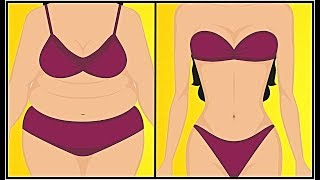 Just Boil 2 Ingredients & Drink Before Bed to Lose Belly Fat Overnight - Weight Loss Challenge