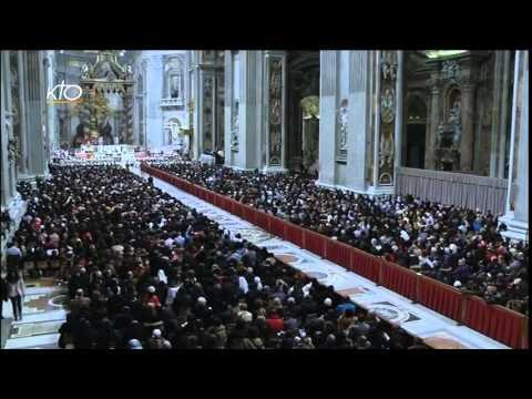 Messe de la Nuit à Rome