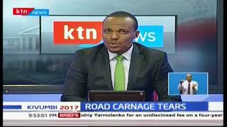 5 feared dead along Kisumu-Kisii road as matatu loses control