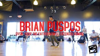 """Brian Puspos - """"Keep The Faith (Faithful Extended Remix)"""" by DVSN"""
