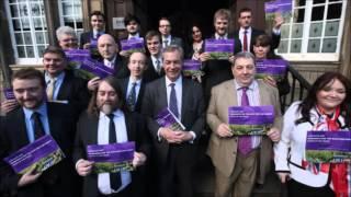 Holyrood 2016: UKIP activists call for