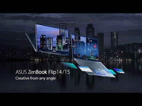 """ASUS ZenBook Flip 15 - UX563FD-A1080T (15.60"""", 4K, Intel Core i7-10510U, 16Go, 1000Go)"""