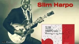 Slim Harpo - Raining in my heart ...