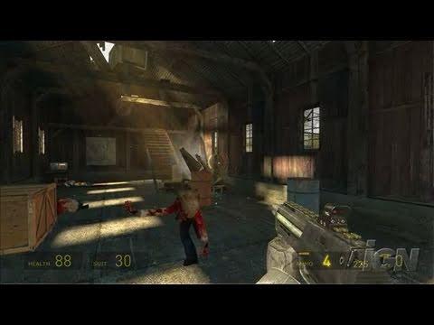 Видео № 0 из игры Half-Life The Orange Box [PS3]