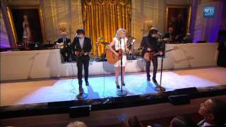 "The Band Perry performs ""If I Die Young"" 